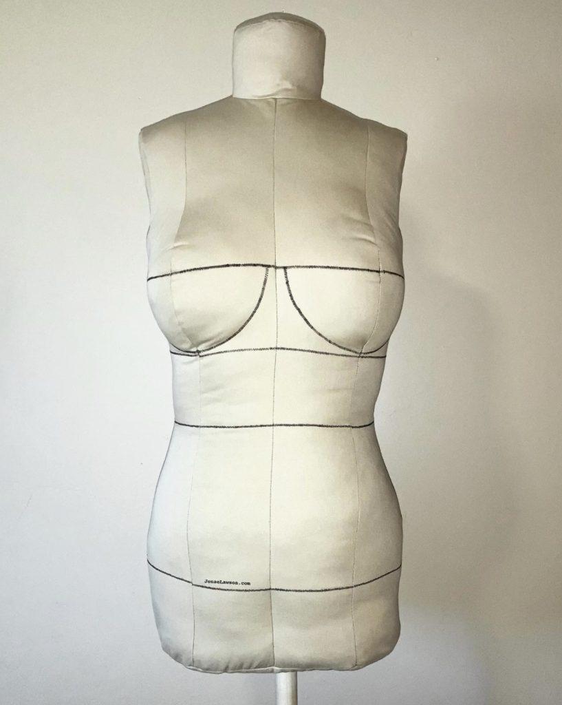 Bootstrap custom dress form